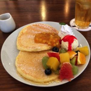 【一時閉店】はじめての食感!ふわっほわココロバのパンケーキ@大宮